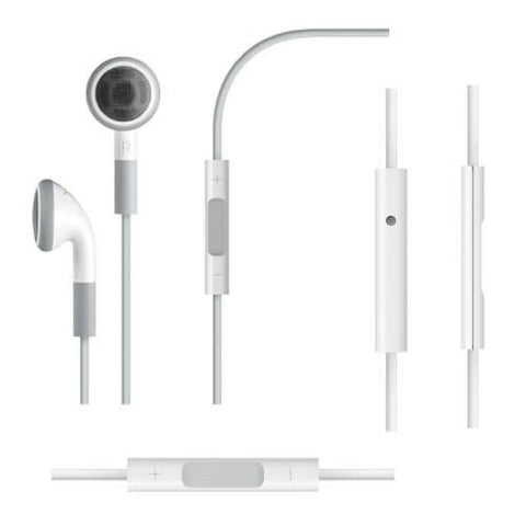 Apple MB770G/B Stereo Headset with Mic & Remote for iPhone 4s, 3G, 3GS, iPod Touch / Classic / Nano
