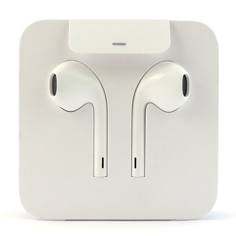 Apple EarPods Earbud Earphones with Lightning Connector for Apple iPhone 7 - Non Retail Packaging