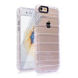 iPhone 7 TPU Case Ladder Design DEIM for Apple iPhone 7s (4.7) Soft Gel Case Silicone Back Cover Free Screen Protector Included