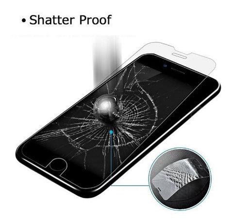 Tempered Glass Screen Protector for Moto G4 Plus