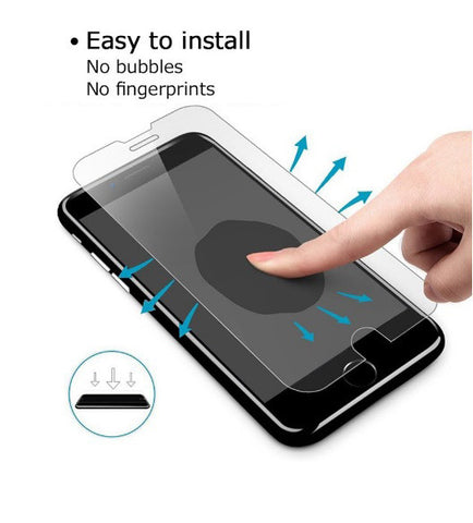 Premium Tempered Glass Screen Cover Guardian for Samsung Galaxy S6
