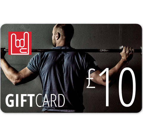 Gift Card | WOD Gear UK | RXROX