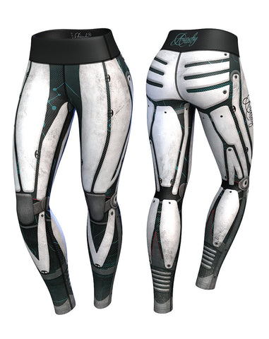 Anarchy Apparel Robota Compression Leggings | WOD Gear UK | RXROX