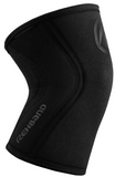 Rehband Rx Knee Support 5mm | Carbon Black | WOD Gear UK | RXROX
