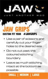 JAW Junior Pull-up Grips | Red | WOD Gear UK | RXROX