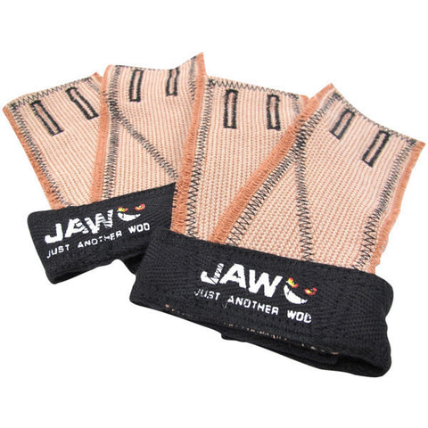 JAW Pull-up Gloves | Black | WOD Gear UK | RXROX