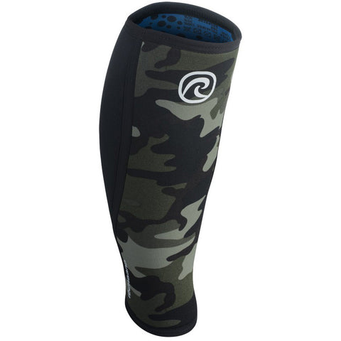 Rehband Rx Line Shin / Calf Support | Camo | WOD Gear UK | RXROX