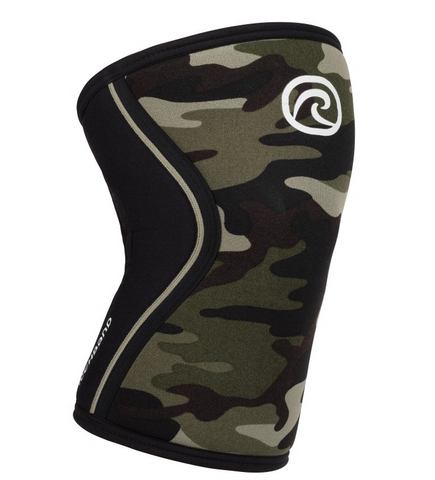 Rehband Rx Knee Support 7mm | Camo | WOD Gear UK | RXROX