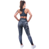 Anarchy Apparel Leopardess Leggings Green | WOD Gear UK | RXROX