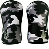 Bear KompleX Knee Supports 5mm | Black Camo (Pair) | WOD Gear UK | RXROX