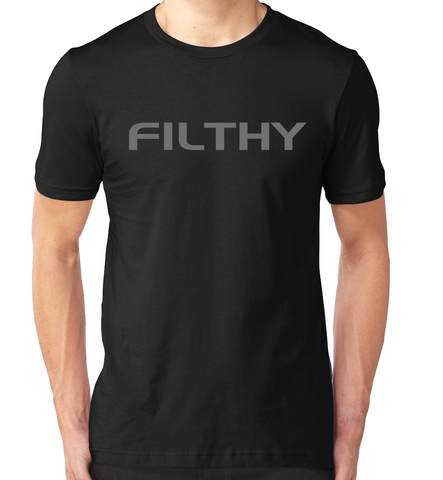Filthy 50 Edition | WOD Proof T-Shirt | WOD Gear UK | RXROX