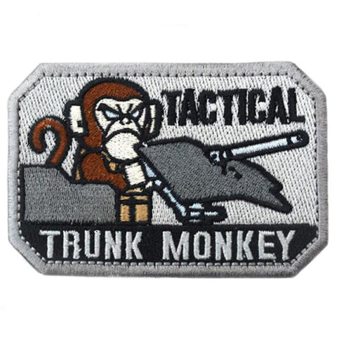 Morale Patch | Trunk Monkey | WOD Gear UK | RXROX