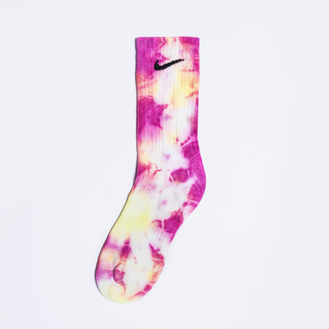 Inked Grails Tie Dyed Socks | Tutti Frutti