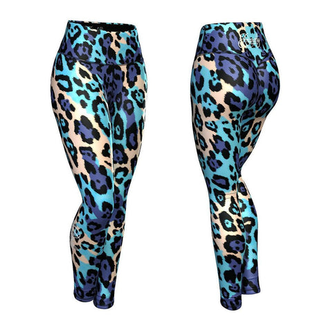 Anarchy Apparel Vergara Leggings | Blue