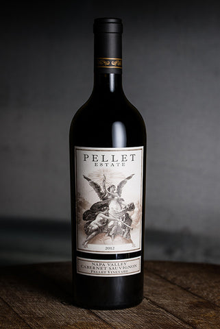 2012 Pellet Estate Cabernet Sauvignon, Pellet Vineyard - $1 Shipping