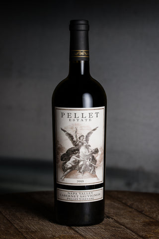 2015 Pellet Estate Cabernet Sauvignon, Pellet Vineyard