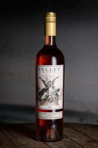 2015 Pellet Estate CabRose, Pellet Vineyard