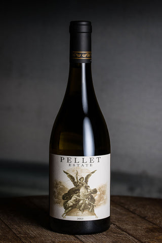2013 Pellet Estate Chardonnay, Sunchase Vineyard
