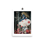 Lewis Carroll Alice's Adventures in Wonderland print