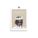 William Shakespeare Hamlet print