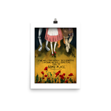 L Frank Baum Wizard of Oz print