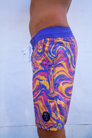 SWIRL BOARD SHORTS