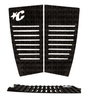 ICON WIDE FISH BLACK TRACTION PAD