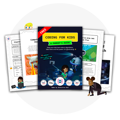 Coding for Kids: A Parent's Guide by Detective Dot