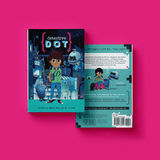 Detective Dot Adventure Book