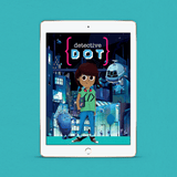 Ebook: Detective Dot Adventure Book