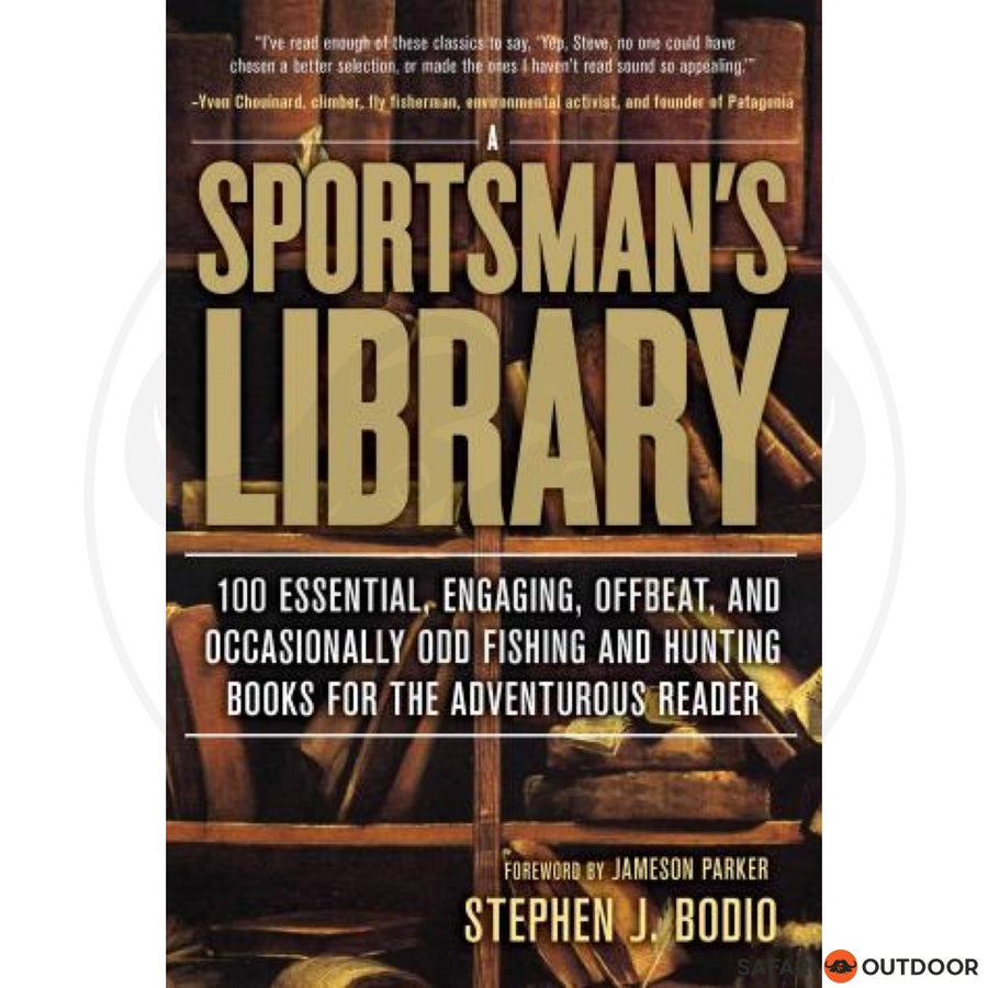 A SPORTSMAN'S LIBRARY OF 100 (BOOK)