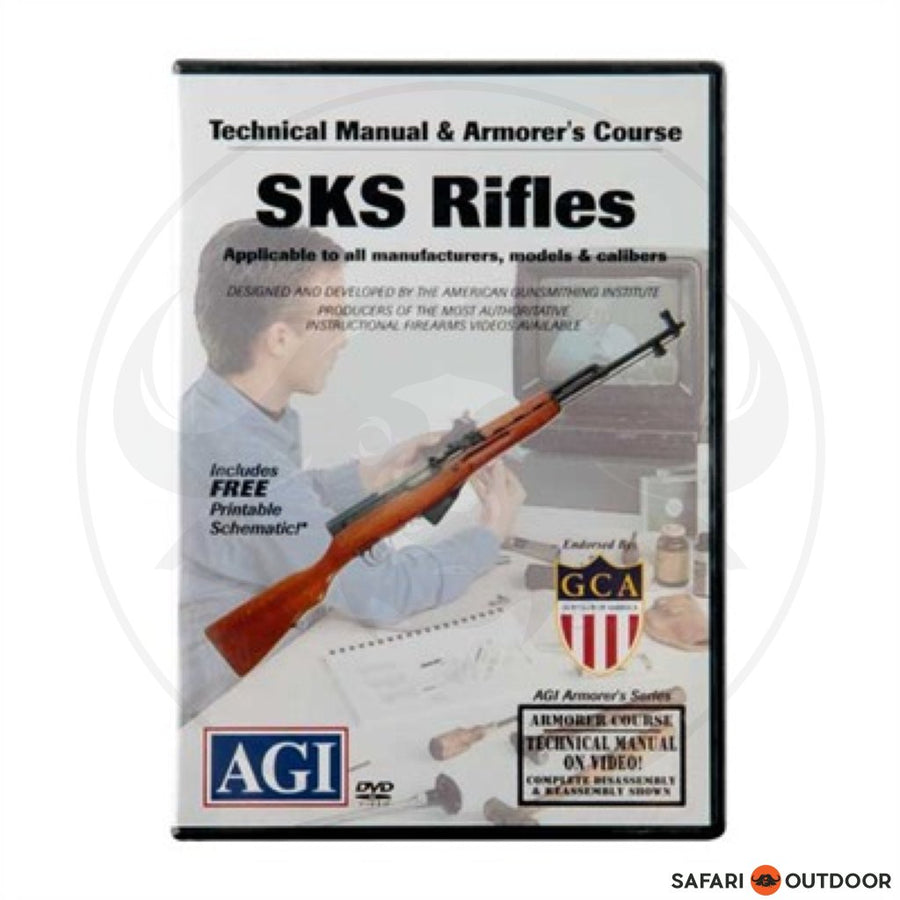 AGI BUILD OWN CUSTOM MAUSER (DVD)