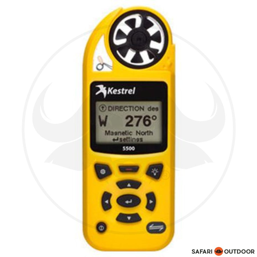 KESTREL WEATHER TRACKER 5500 WITH LINK+VANE MOUNT