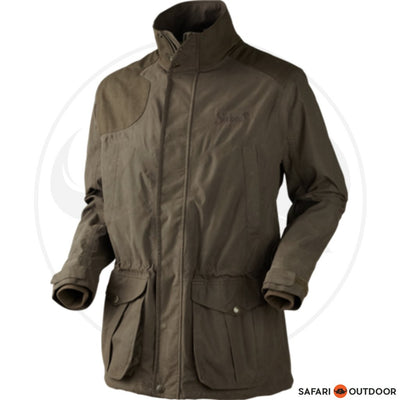 SEELAND JACKET BLACKMOOR MEN -OLIVE