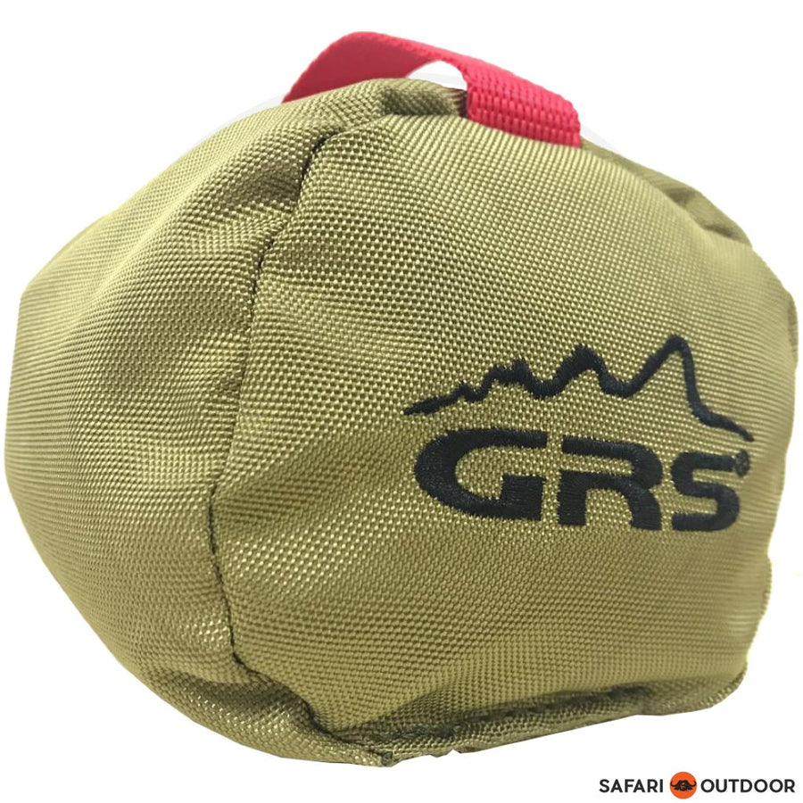 GRS SHOOTING PILLOW REAR BAG OLIVE