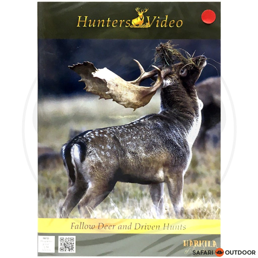 FALLOW DEER AND DRIVEN HUNTS (DVD)