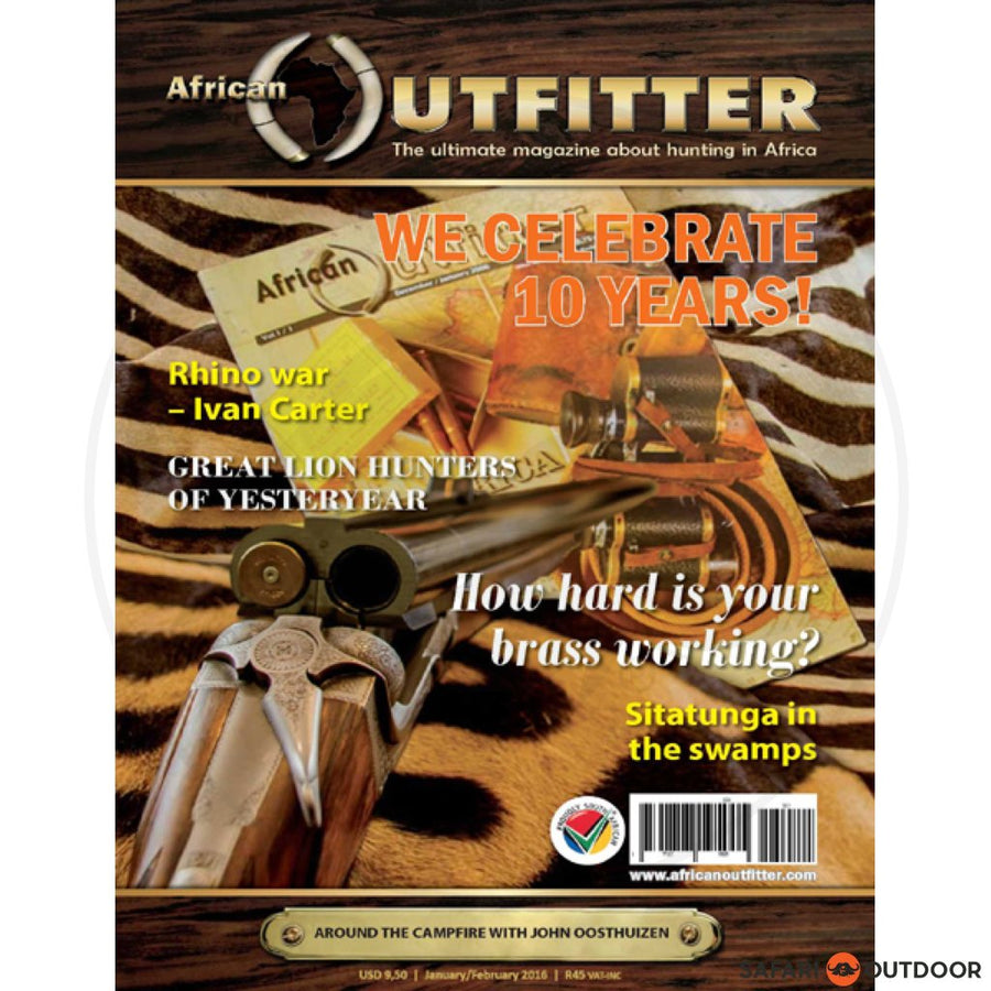 MAG AFRICAN OUTFITTER (MAGAZINES)