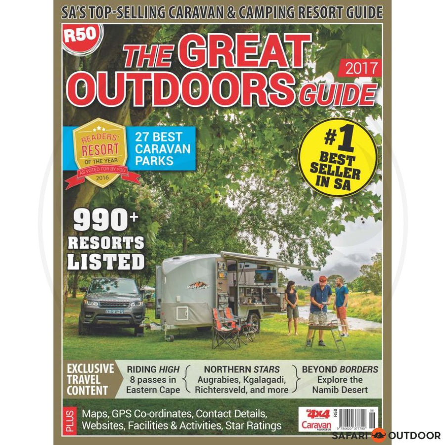 GREAT OUTDOORS GUIDE (MAGAZINES)