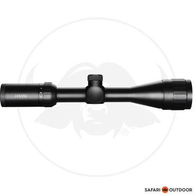 HAWKE VANTAGE 3-9X40 AO MIL-DOT NON-ILLUMINATED SCOPE AIR