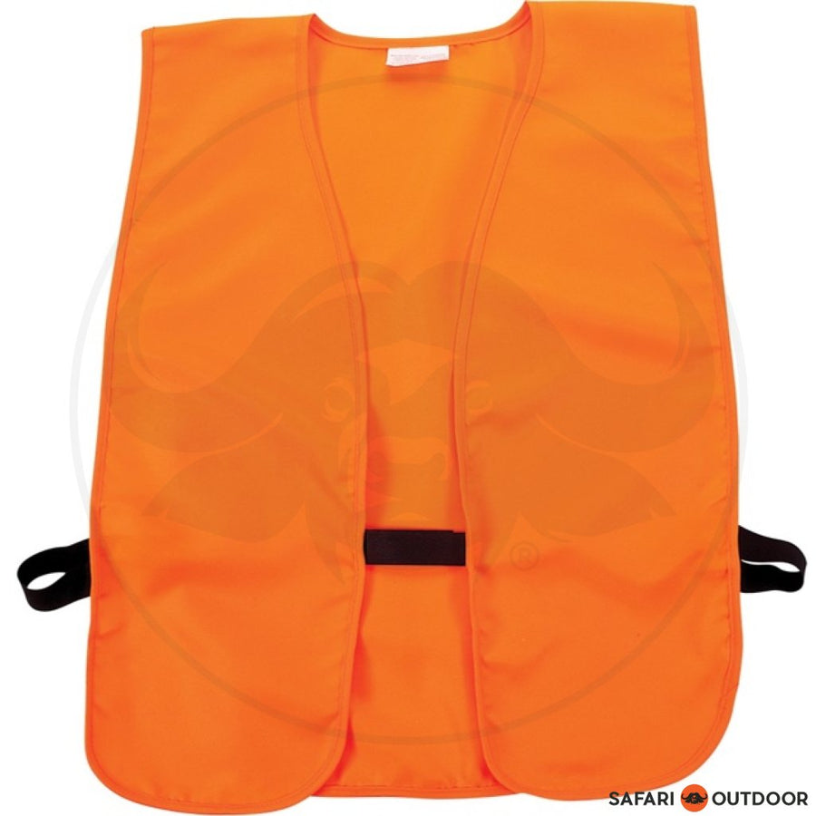 ALLEN BIG MAN SAFETY VEST -ORANGE