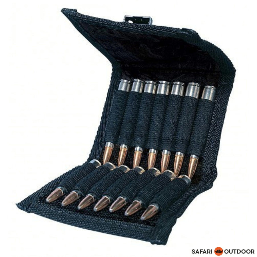 ALLEN CARTRIDGE CARRIER FOLD OPEN - SAFARI OUTDOOR