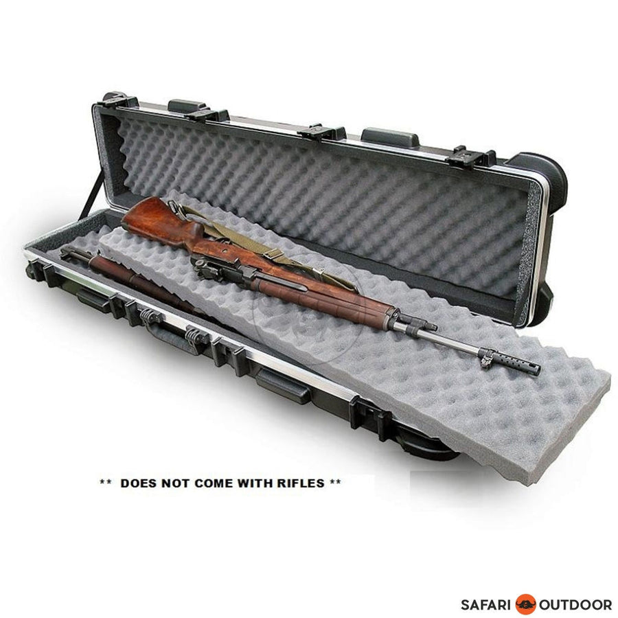RIFLE CASE SKB LONG RIFLE CASE OR DOUBLE - SAFARI OUTDOOR