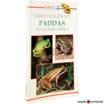 BOOK FFG PADDAS VAN SA - CARRUTHERS, V - SAFARI OUTDOOR