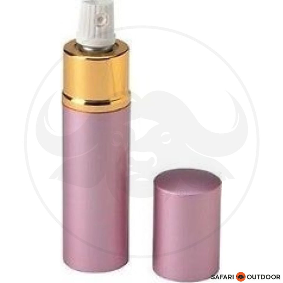 SABRE PEPPER SPRAY LIPSTICK .75 OZ PINK