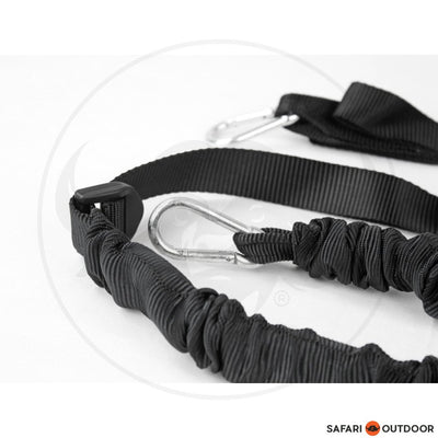 FRONT RUNNER  STRATCHITS WITH CARABINER (PAIR) - SAFARI OUTDOOR