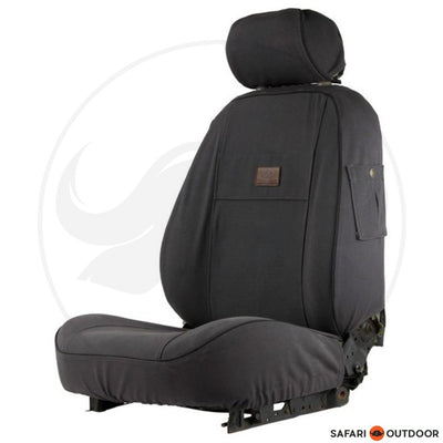 MELVILL & MOON  AMAROK D/CAB HILINE 2012 UP CHARCOAL SEAT
