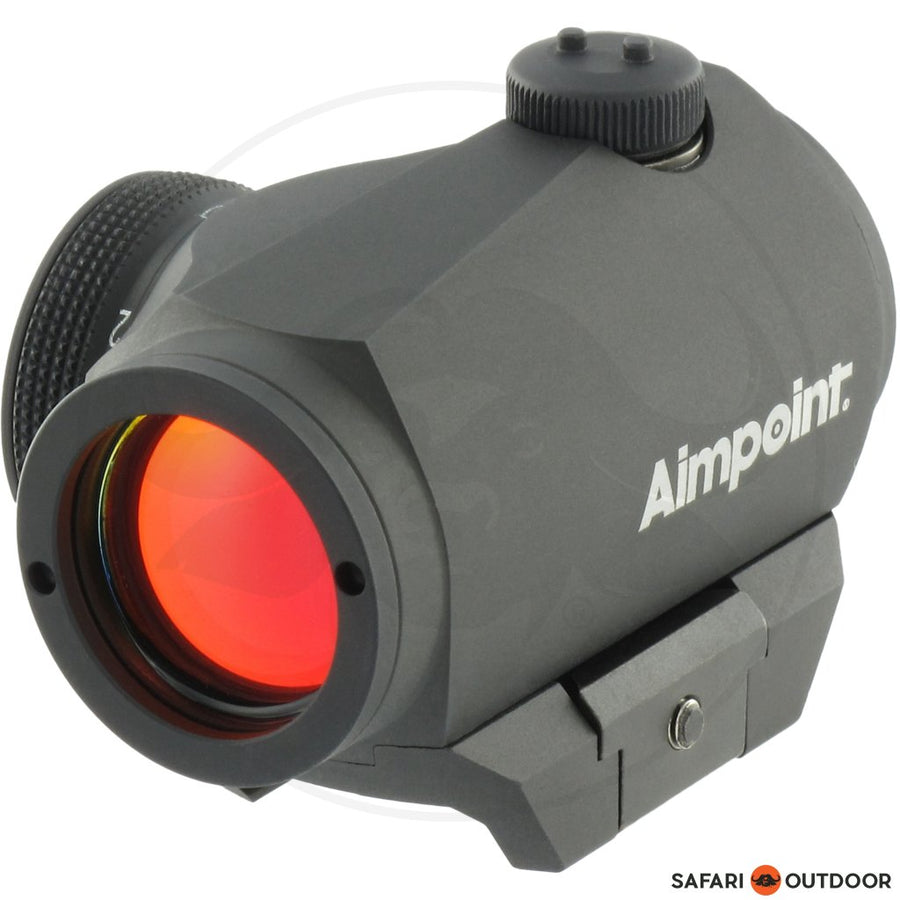 AIMPOINT MICRO H-1 2MOA RED DOT WEAPON SIGHT SCOPE