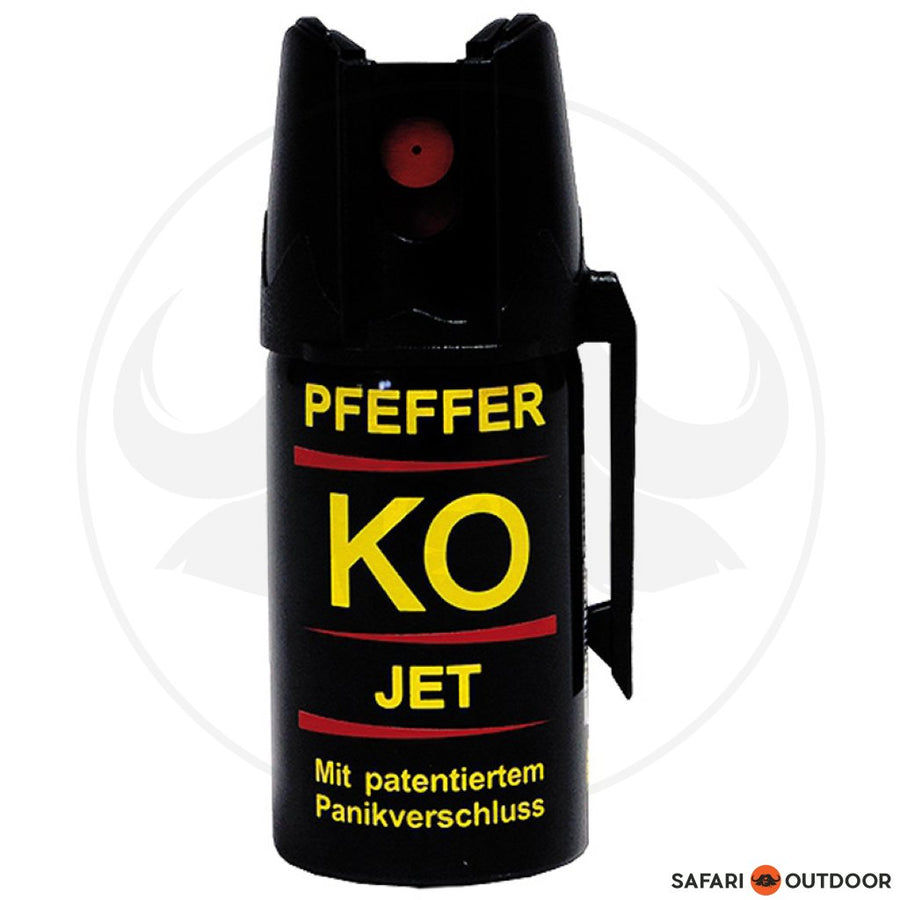 PEPPER SPRAY BALLISTOL JET 50 ML