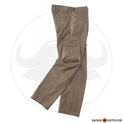 BROWNING PANTS SAVANNAH RIPSTOP -KHAKI