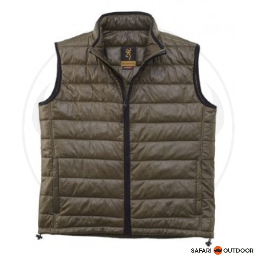 BROWNING VEST FEATHERLIGHT -GREEN